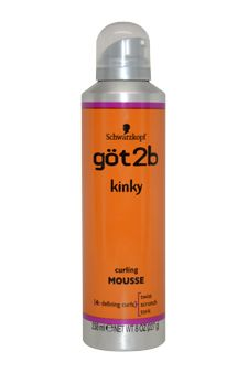 The BEST mousse for curly hair. Apply this stuff (by scrunching) when your hair is towel dried and you will be amazed at how it keeps your curls frizz free!!!