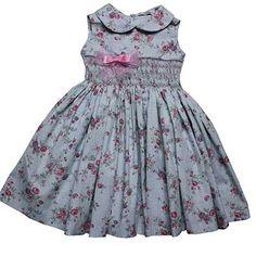Modelos de Vestidos Infantis para Crianças Pequenas