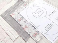 【アレンジ編】立体マスクのフィルターポケット&ノーズワイヤー【無料型紙】 | SMILEWORKS25 Baby Bibs, Mask Design, Bebe, Masks, Bibs