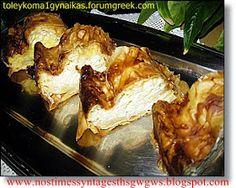 ΑΠΛΗ ΕΥΚΟΛΗ ΚΑΙ ΝΟΣΤΙΜΗ ΤΥΡΟΠΙΤΑ ΤΗΣ ΣΤΙΓΜΗΣ   Νόστιμες Συνταγές της Γωγώς