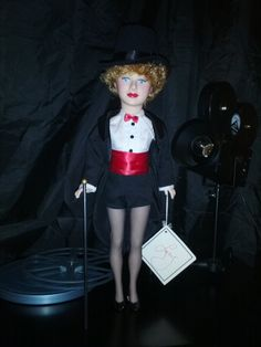 1985 Lucille Ball Effanbee Legend Series Doll.  by FriendsRetro, $70.00