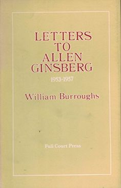 Letters To Allen Ginsberg 1953 – 1957 (Signed Limited Edition) http://www.newlimitededition.com/letters-to-allen-ginsberg-1953-1957-signed-limited-edition/