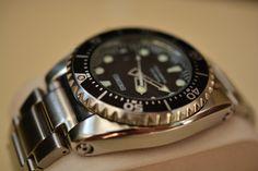 Seiko Kinetic Divers SKA371