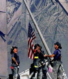 We remember those who gave their lives on 9/11.