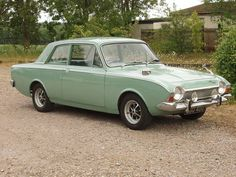 The Ford Corsair. Wonderful because the distinctive nose on this car routinely caught my attention when I was a small boy. It was completely different to anything else on the road at the time. It still has that effect actually, so easily qualifies....!