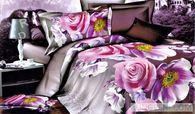 Bring sophisticated style to your bedroom with this luxury bed sheet set from Rungeeni. The new and unique 3-D effect of the sheets will create a lovely floral aura in your home. Our sheets are crafted from 100% cotton, making them irresistibly soft. The set is machine washable for easy cleaning.  This designer sheet would be a perfect luxury gift for this holidays.  On Sale!!