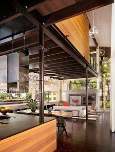 Hog Pen by Lake | Flato Architects