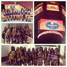 Shared the court with the Laker Girls but Beijing became #WarriorsGround tonight! #WarriorsInChina #WarriorGirlsInChina #NBAGlobalGames #NBA