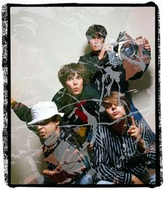 The Stone Roses, Studio at 191 Oswald Road, Chorlton Cum Hardy, Manchester July South Manchester, Stone Roses, British Countryside, In Ancient Times, Great British, North West, Rock N Roll, Retro, Inspiration