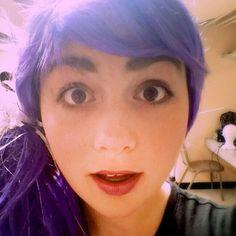 Missing my Seussical hair  #2fab4u.