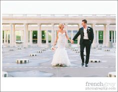 Honeymoon shoot: Paris, France. Paisley + Chris | frenchgreyphotography.com