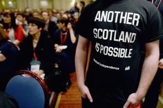 By Robin McAlpine The rebellion: Phase Two There will be a time to put in words how I feel now. There will be a time for me to discuss what I think we should have done differently to win. There wil...