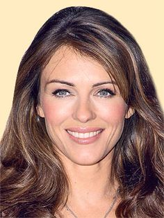 Elizabeth Hurley (aka Elizabeth Jane Hurley) (1965 - ) English Actress and Model