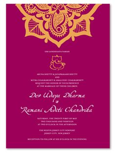 Hena Flowers Wedding Invitations 100 Recycled Paper Foreverfiances Indianwedings