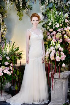 Dryden wedding dresses