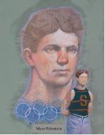Myer Prinstein pictures | Myer Prinstein. OS guld tresteg 1900 och 1904, guld 1904 i längdhopp. 1900 i Paris och 1904 St. Louis.