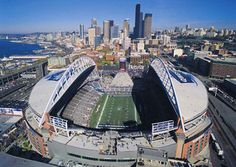 Seahawks stadium - if I go to an NFL game, let it be here.