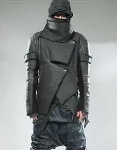 Cyberpunk fashion general (Page / Subculture / Cyberpunk Forums Cyberpunk Clothes, Cyberpunk Fashion, Punk Outfits, Fashion Outfits, Dope Fashion, Mens Fashion, Steampunk, Post Apocalyptic Fashion, Future Fashion