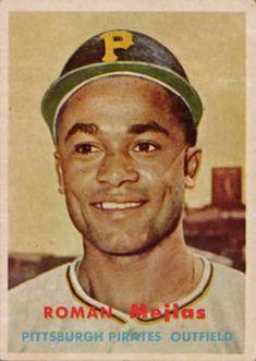 362 - Roman Mejias RC, UER - Pittsburgh Pirates