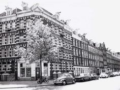 Front Gardens, Amsterdam City, Great Memories, Old Pictures, 17th Century, The Expanse, Past, Street View, Black And White