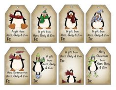 60 Best Personalized Gift Tags Images Personalized Gift Tags