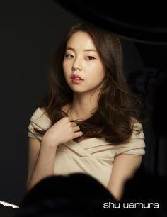 2015 S/S, shu uemura, Ahn Sohee