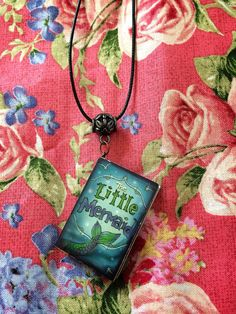 Little Mermaid Storybook Necklace