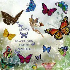Everyone is beautiful no matter what -Ta
