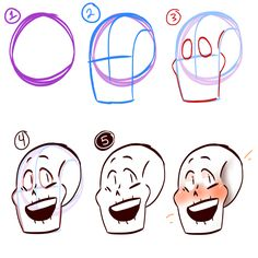 A lOT of you have been wondering how I draw sans and papyrus well I thought that the best way to tell you is through a tutorial! Papyrus Undertale, Undertale Cute, Undertale Comic, How To Draw Sans, Undertale Drawings, My Drawings, Skeleton Drawings, Cartoon Art Styles, Drawing Reference Poses