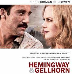 Além da sala de aula: Hemingway e Gellhorn