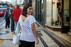 Rita Giacco: Outfit | Streets in black and white