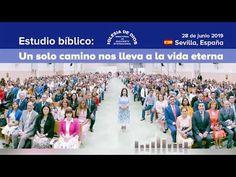 Audio: Estudio Bíblico, Un solo camino nos lleva a la vida eterna - IDMJI Hna María Luisa Piraquive - YouTube