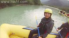 Slovenia sport adventure: Rafting och kajaking på Sôca River, Bovec