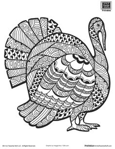Thanksgiving Turkey Coloring Pages . 30 Awesome Thanksgiving Turkey Coloring Pages . Coloring Book World Free Printable Turkey Coloring Pages Free Thanksgiving Coloring Pages, Turkey Coloring Pages, School Coloring Pages, Fall Coloring Pages, Animal Coloring Pages, Coloring Pages To Print, Free Coloring, Coloring Pages For Kids, Coloring Books