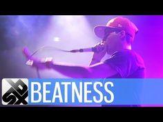 Beatness Beatbox, l'animateur de l'atelier beatbox de notre stage pour ados de la Toussaint en pleine action !