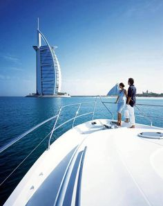 Yachting in Dubai