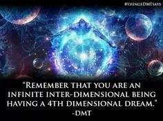 Infinite beings