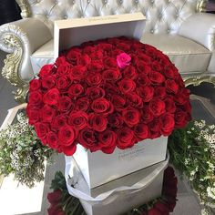 Express love with red roses