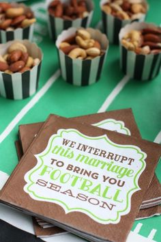 Great tips and ideas on how to throw a tailgate party