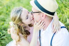 Kennenlernshooting als Vorbereitung auf die Hochzeitsreportage Engagement Shoots, Panama Hat, Fashion, Passion, Wedding Photography, Engagement Photos, Moda, La Mode, Fasion