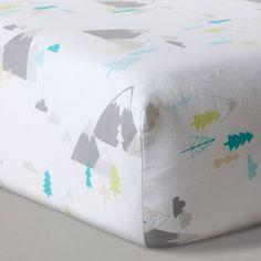 Mountains Crib Sheet