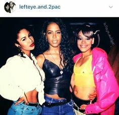 Love this picture 3 amazing, beautiful & talented Angels! May these wonderful souls rest in peace! 💯