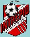Ottawa Intrepid logo Soccer League, Ottawa, Soccer Ball, Vancouver, Logo, Logos, Soccer, Football, Futbol