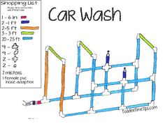 Building a Car Wash Kid Car Wash, Diy For Kids, Cool Kids, Kids Fun, Pvc Pipe Projects, Outdoor Projects, Teaching Manners, Water Walls, Field Day