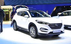 2016 Hyundai Tucson White