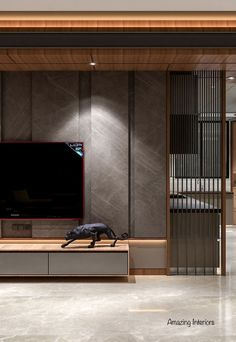 New living room tv wall wood cabinets ideas Living Room Grey, Living Room Modern, Home Living Room, Living Room Designs, Living Room Decor, Living Room Tv Unit, Tv Unit Design, Tv Wall Design, Loft Design