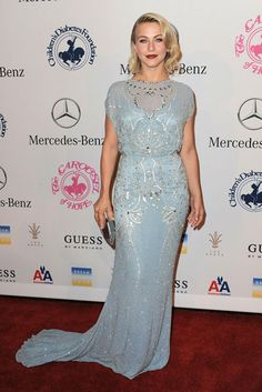 Julianne Hough at The Carousel of Hope at The Beverly Hilton Hotel
