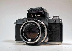 Nikon F2 ~ 1974