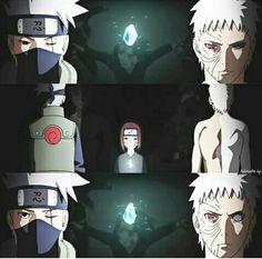 Image in Obito Uchiha💖💘💍💎 collection by Valantu Jackson Naruto Y Boruto, Naruto Comic, Naruto Sasuke Sakura, Naruto And Sasuke, Sakura Haruno, Anime Naruto, Manga Anime, Team Minato, Naruto Teams