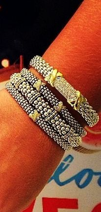 A @lagosjewelry Caviar bracelet for everyone on your list. | Holiday Gifts | LAGOS.com #loveLAGOS